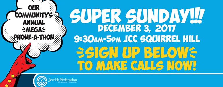 Super Sunday Sign Up Below!
