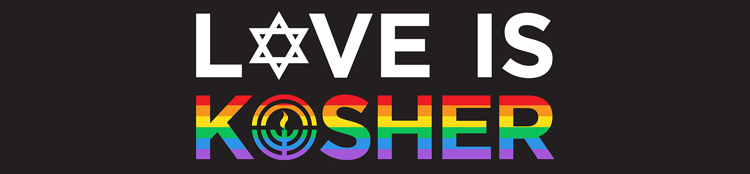 Love Is Kosher Pride Equality March