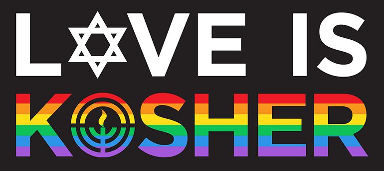 Love Is Kosher