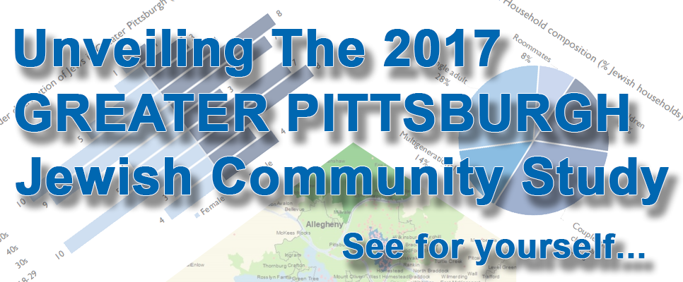 Unveiling the Findings of the Greater Pittsburgh Jewish Community Study