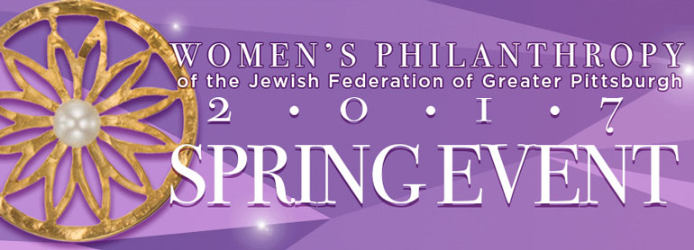 Women's Philanthropy Spring Event
