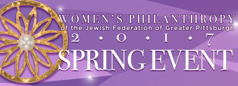Women's Philanthropy Spring Event