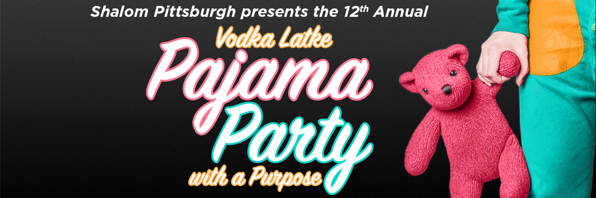 12th Annual Vodka Latke Party with a Purpose | Dec 16, 2017 | 8pm to midnight | The Waterfront Town Center