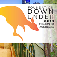 Foundation Down Under Mission to Australia | Oct 27-Nov 7, 2019