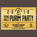 Young Adult Purim Party