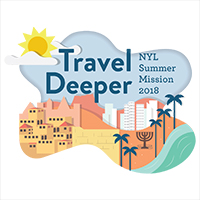 Travel Deeper NYLC Summer Mission to Israel