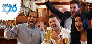 Young Adult Bar-Style Trivia at Yom Ha'atzmaut