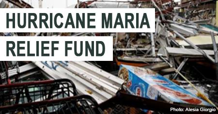 Hurricane Maria Relief Fund