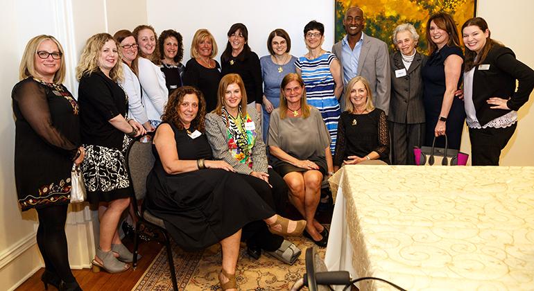2017 Women's Philanthropy Spring Event
