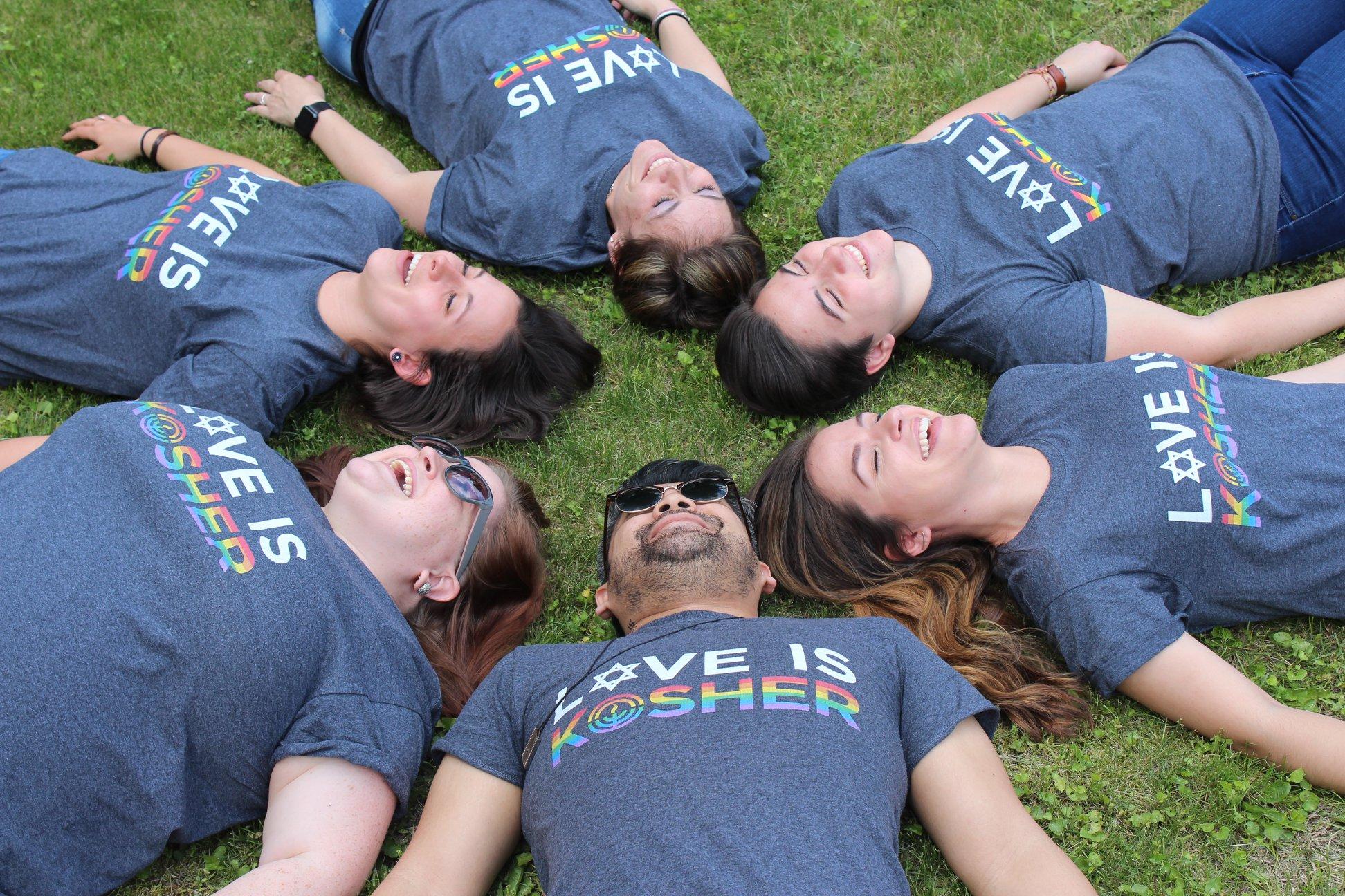 Love Is Kosher T-Shirts