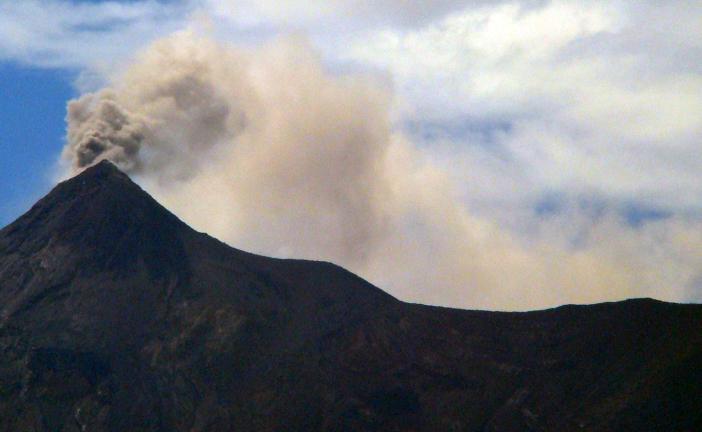 Guatemalan Volcano Disaster