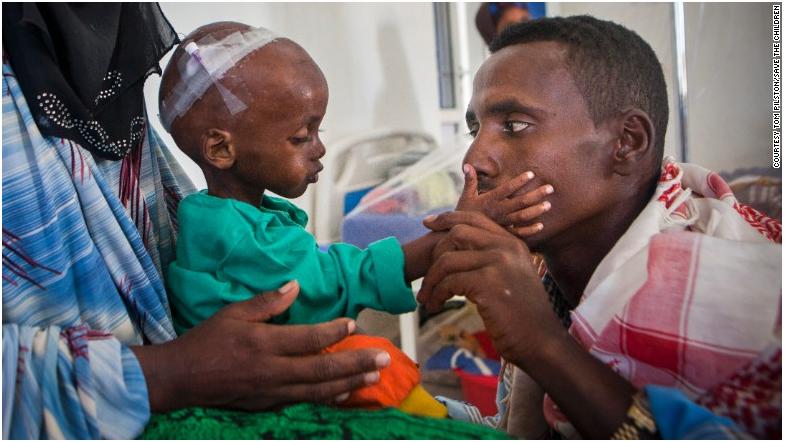 Uganda Famine Relief
