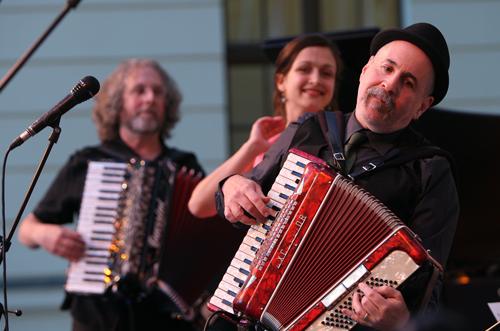 Semer Ensemble Concert