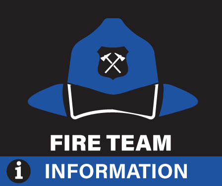 Fire Team Information