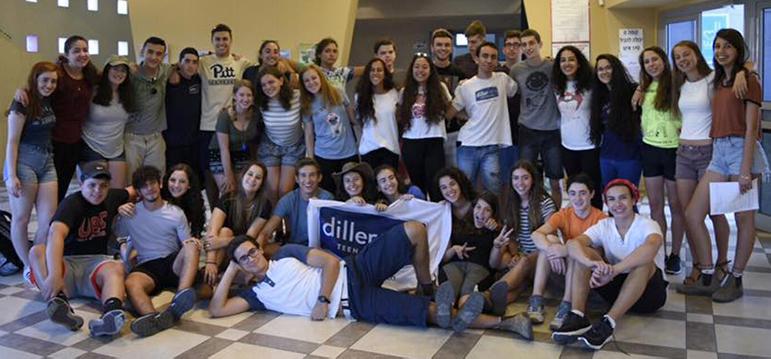 Daniel Lebowitz & Diller Teens
