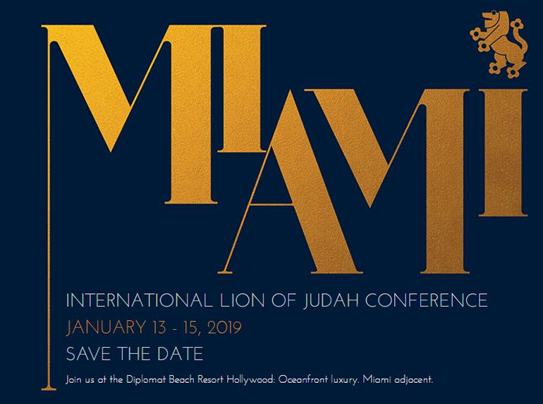International Lion of Judah Conference