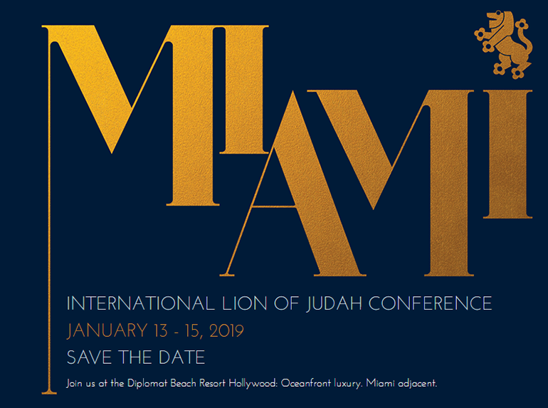 International Lion of Judah Conference