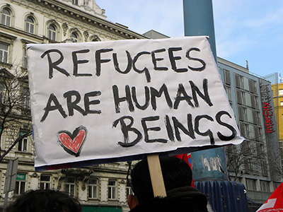 Solve the Refugee Crisis