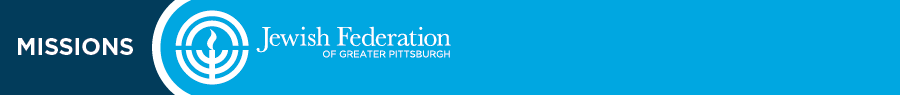Jewish Federation of Greater Pittsburgh Missions