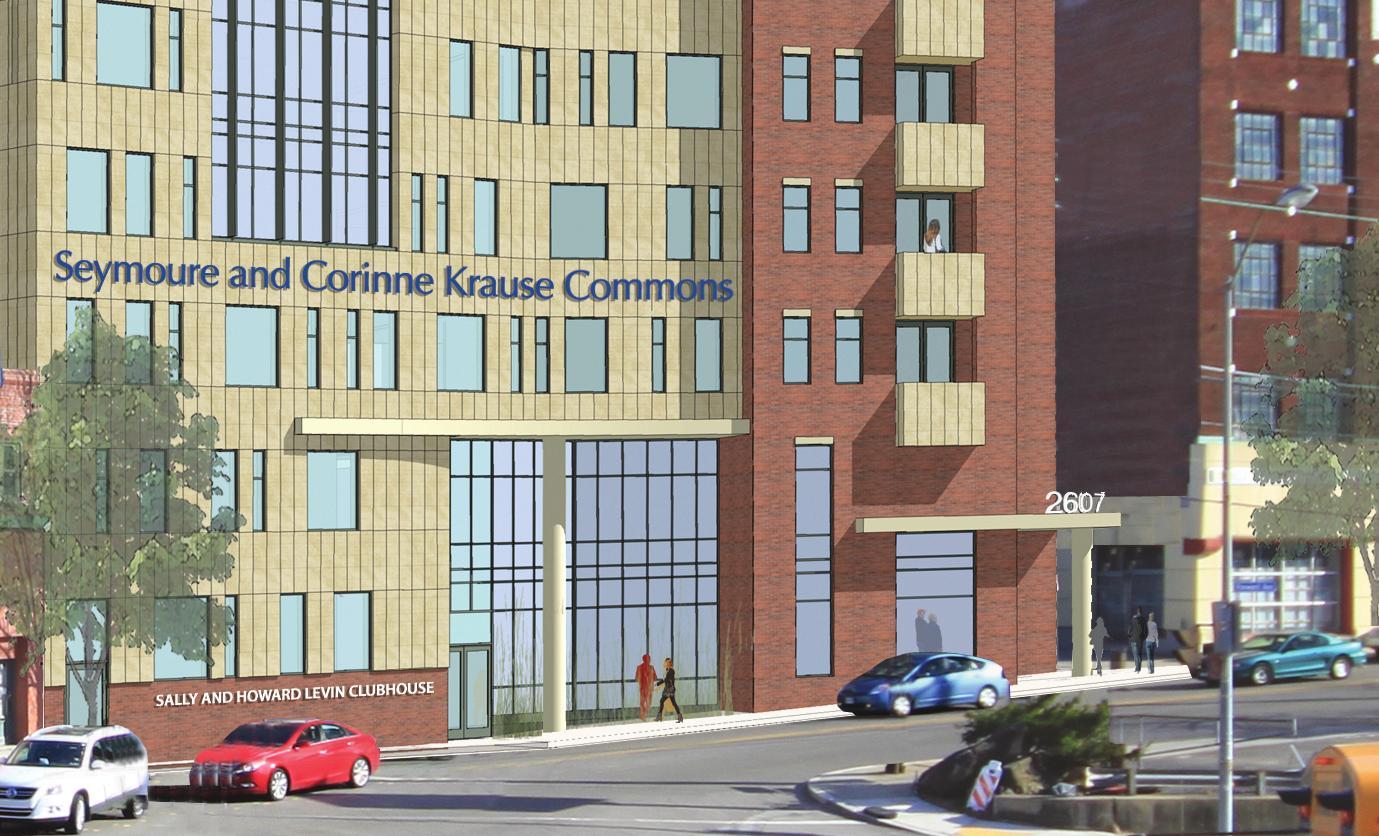 JRS Housing Krause Building