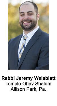 Rabbi Jeremy Weisblatt