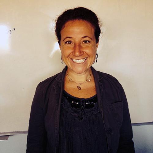 Sara Spanjer, Young Adult Division Director