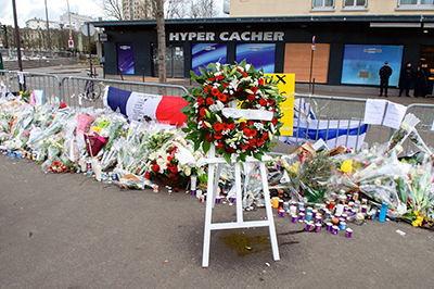 Hyper Cacher Supermarket France Terror Attack 2015
