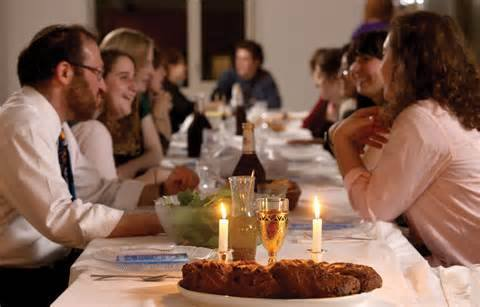 JBurgh Shabbat Dinner