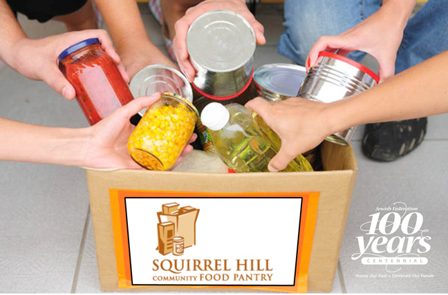 Squirrel Hill Community Food Pantry