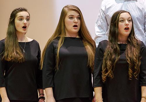 HaZamir Teen Choir