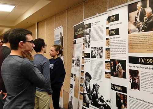 Yitzchak Rabin Memorial Project