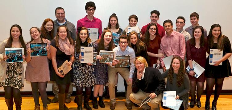 Diller Teen Fellows