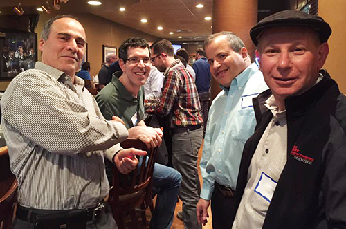 South Hills Jewish Pittsburgh Men's Madness