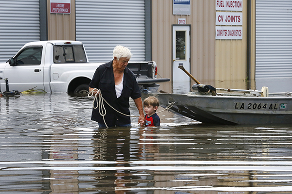 Baton Rouge Flood Relief 2016
