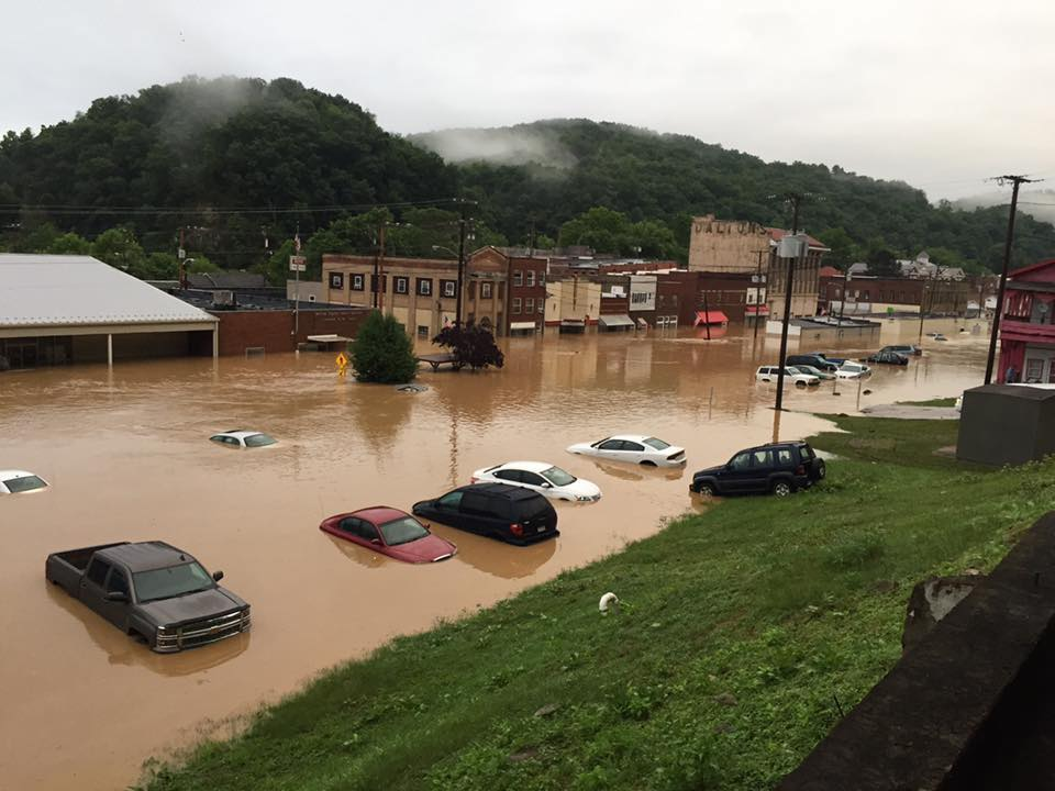 Jewish Federation of Greater Pittsburgh WV Flood Relief